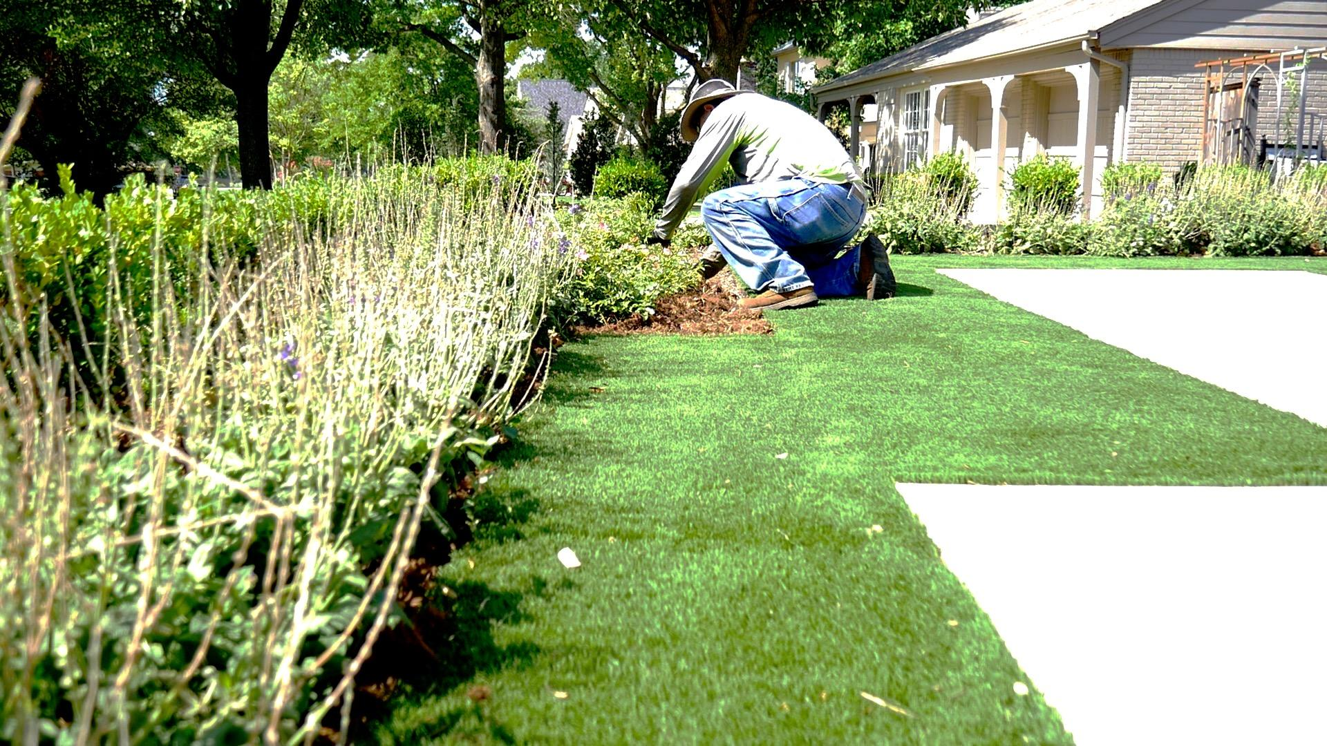 Drainage System Maintenance - Drainage Installation - SWP Landscaping Houston