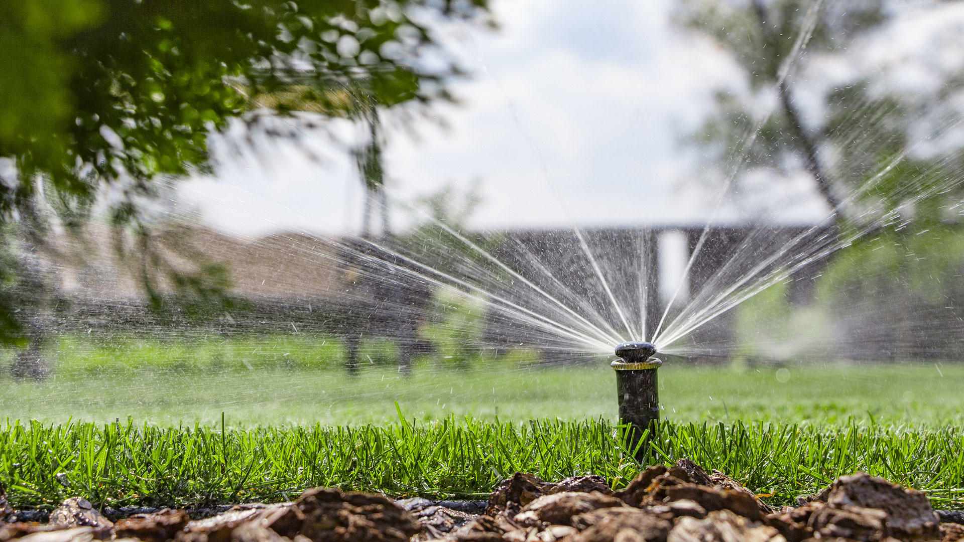 Irrigation System Installation Houston - SWP Landscaping Company