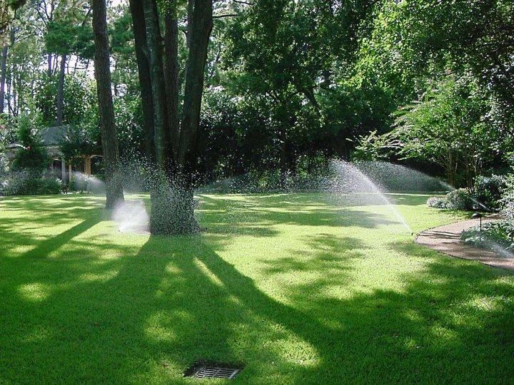 Irrigation Systems Houston - Landscaping Company Houston