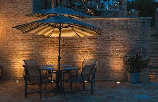 Well Lights - Up Lights - Houston Landscape Lighting